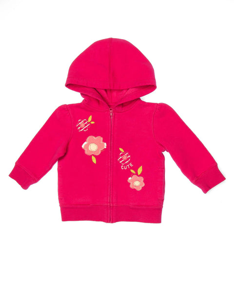 12 Months Girls Jacket