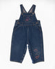 24 Months Girls Overall Pants