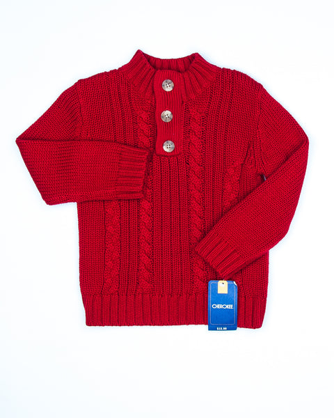 2T Boys Sweater