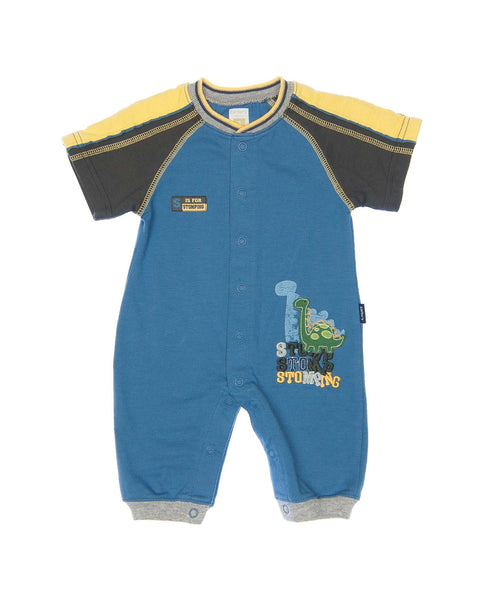 3 Months Boys Coverall