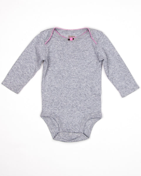 3 Months Girls Bodysuit