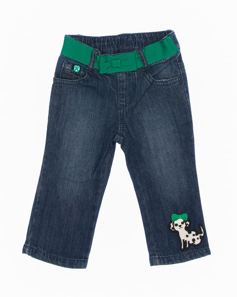 6-12 Months Girls Jeans