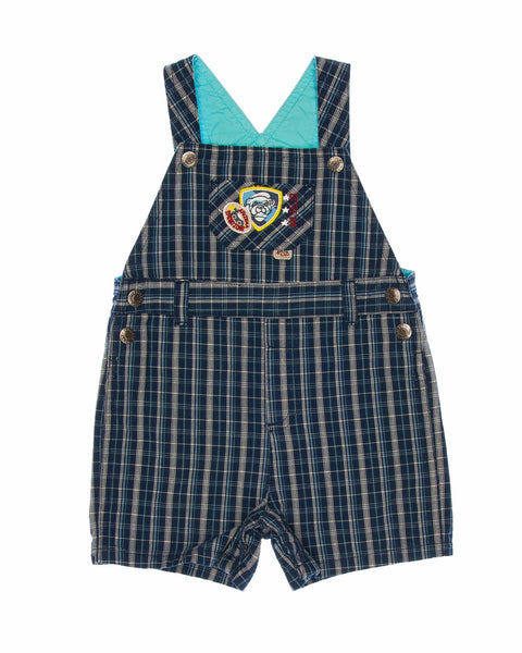 6-9 Months Boys Arizona Overall Shorts