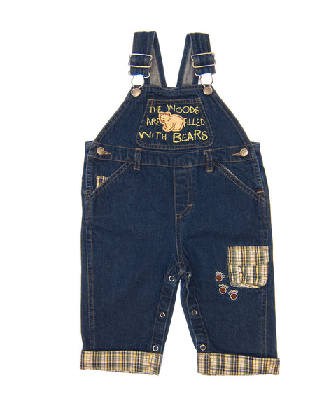 6-9 Months Boys Overall Pants