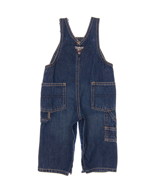 9 Months Boys Overalls Pants by OshKosh  - www.kidzoutfitters.com Item A1201189 Back