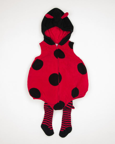 12 Months Girls Ladybug Costume by Carter's
