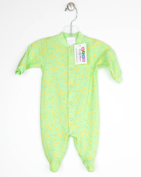 0-3 Months Boys Coverall by Carter's