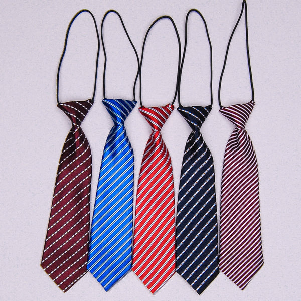 Fine Striped Neckties