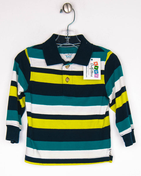 Kidz Outfitters 12-18 Months Shirt, Long Sleeves by Place - KidzOutfitters.com Item A1606977