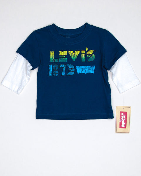 Kidz Outfitters 12 Months Shirt by Levi's - KidzOutfitters.com Item  A1202756
