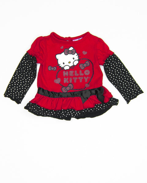 12 Months Girls Top