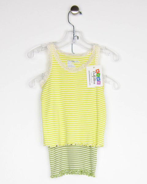 18-24 Months Girls Set of 2 Tank Tops by Baby Gap