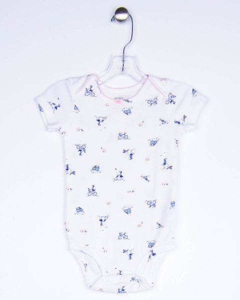 Kidz Outfitters 18 Months Set of 3 Bodysuits by Carter's - KidzOutfitters.com Item A1608076