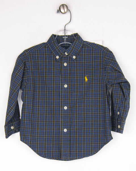 18 Months Boys Shirt by Ralph Lauren