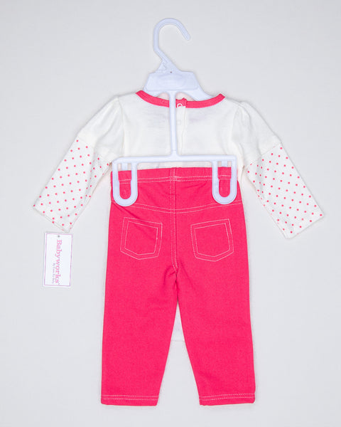 Kidz Outfitters 3-6 Months Outfits by BabyWorks - KidzOutfitters.com Item  A1202674 - Back