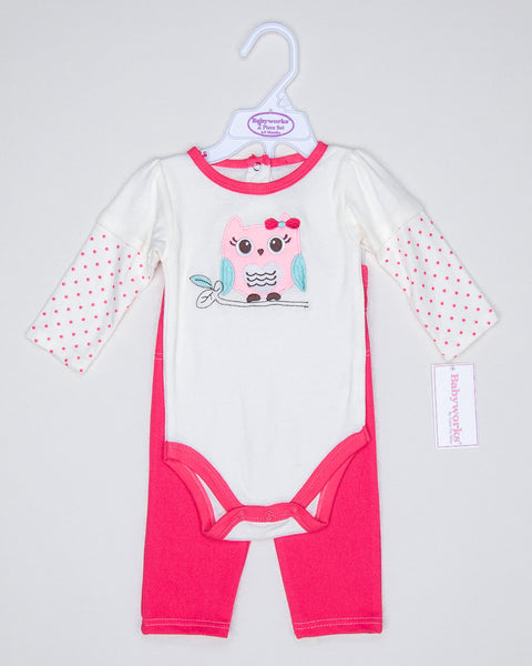 3-9 Months Girls Outfit
