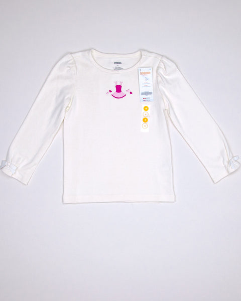 4T Girls Top