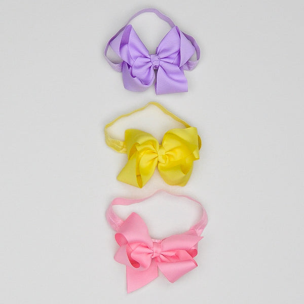 Grosgrain Bow Headbands