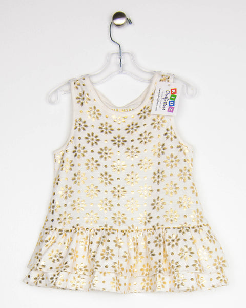 5T Girls Top, Sleeveless by Genuine Kids from OshKosh