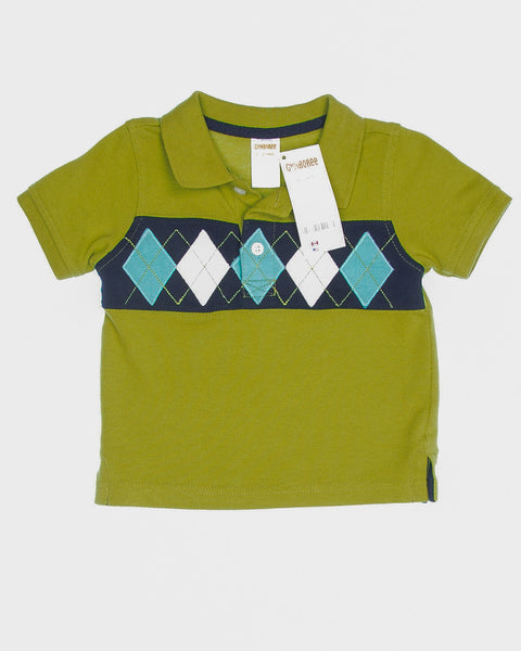 Kidz Outfitters 6-12 Months Shirt, Short Sleeves by Gymboree - KidzOutfitters.com Item A1202691