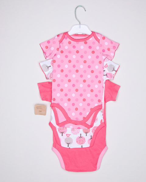 Kidz Outfitters 6-9 Months Bodysuit by Baby 8 - KidzOutfitters.com Item  A1202669 Back