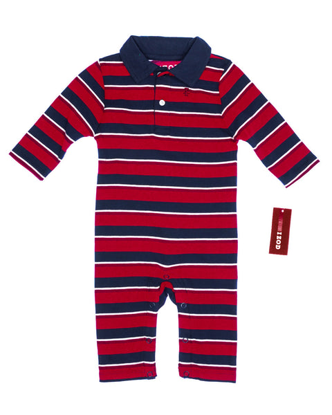 6-9 Months Boys Coverall