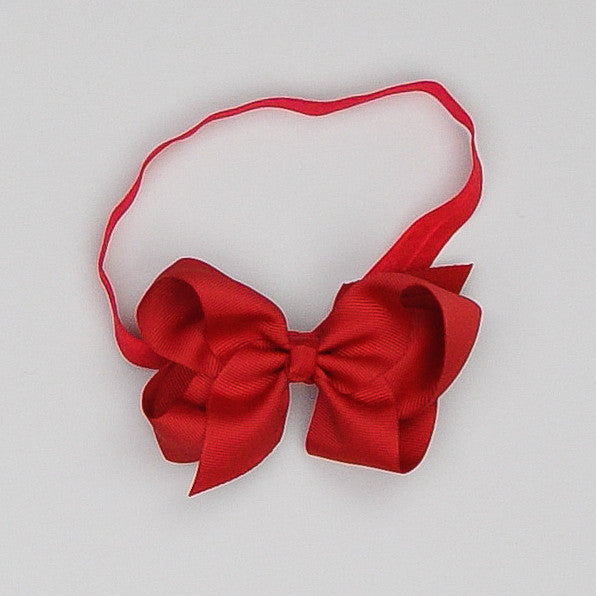 Extra Large Bow Headbands