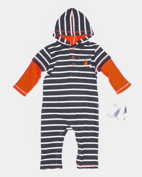 6 Months Boys Coverall