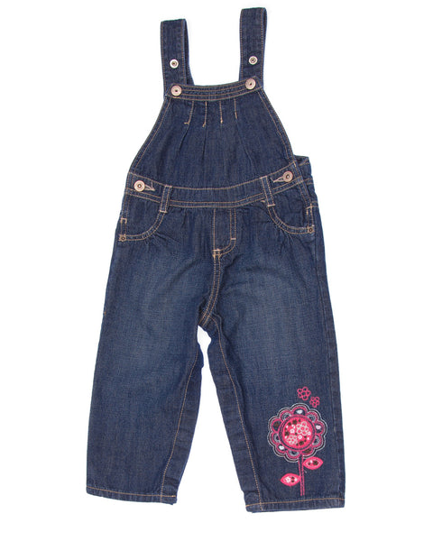Kidz Outfitters 9 Months Girls Overall Pants by OshKosh B'Gosh  - KidzOutfitters.com Item A1202765