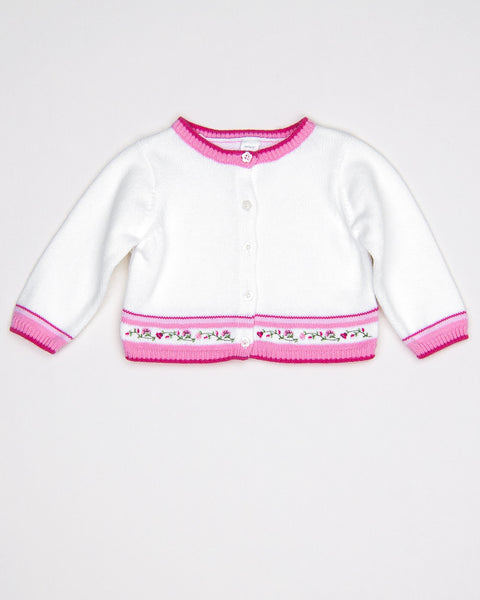 9 Months Girls Sweater