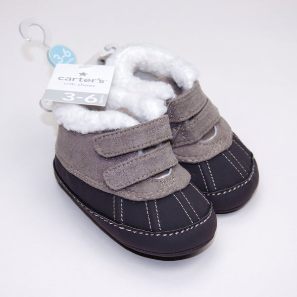 Kidz Outfitters Infant Size 2 Snow Booties by  Carters - KidzOutfitters.com Item  A1202864