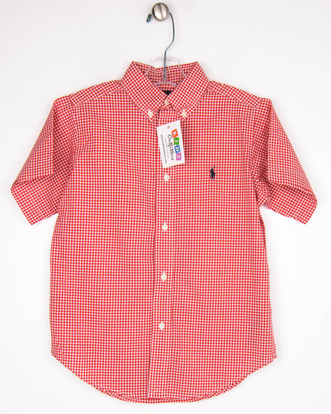 Kidz Outfitters Item #: A1606967 - 6 Years Shirt by Ralph Lauren www.KidzOutfitters.com