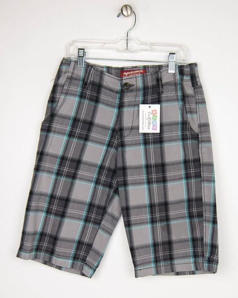 Kidz Outfitters Item #- A1607095 - 16 Years Boys Shorts by Arizona www.KidzOutfitters.com