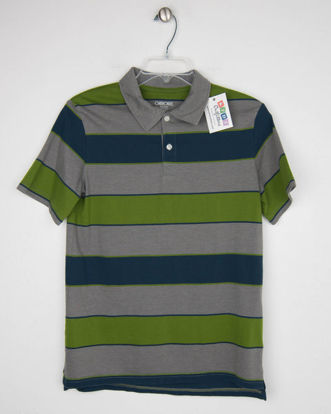 Kidz Outfitters Item #: A1607107 - 11 Years Boys Shirt by Cherokee www.KidzOutfitters.com