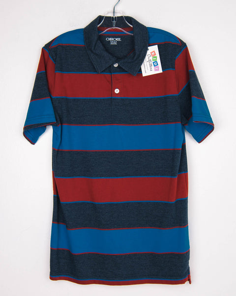 Kidz Outfitters Item #: A1607112 - 12 to 14 Years Boys Shirt, Short Sleeves by Cherokee www.KidzOutfitters.com