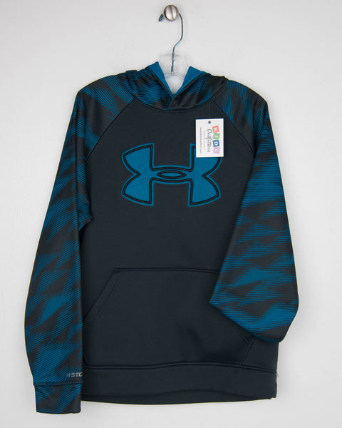 12-14 Years Boys Hoodie by Under Armour
