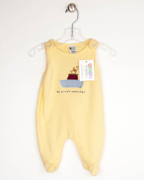 Newborn Boys Coverall by Baby Gap