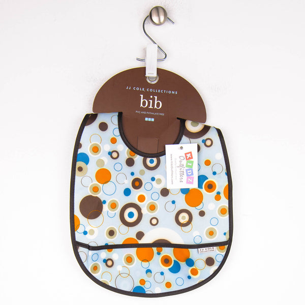 One Size Boys Water Resistant Bibs by JJ Cole Collections
