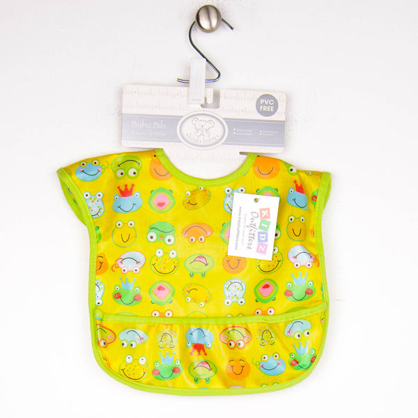One Size Boys Water Resistant Bibs by Koala Baby