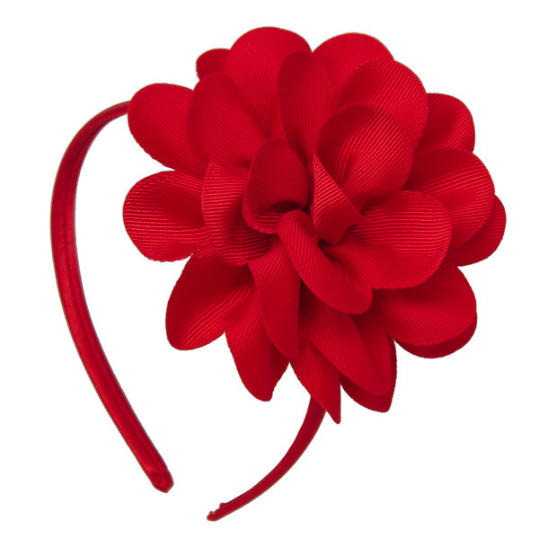 Extra Large Flower Hairbands