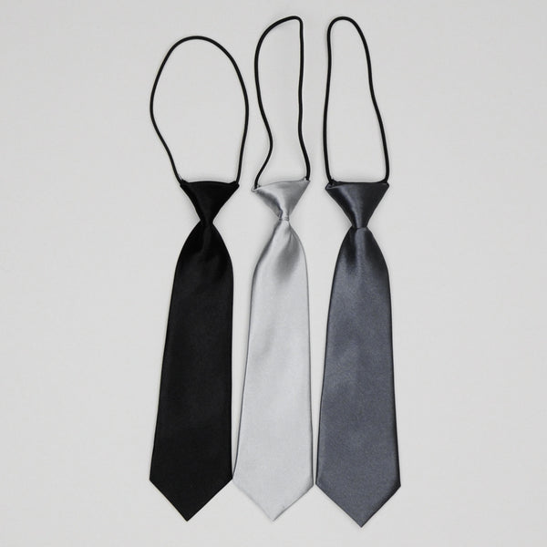 Solid Neckties