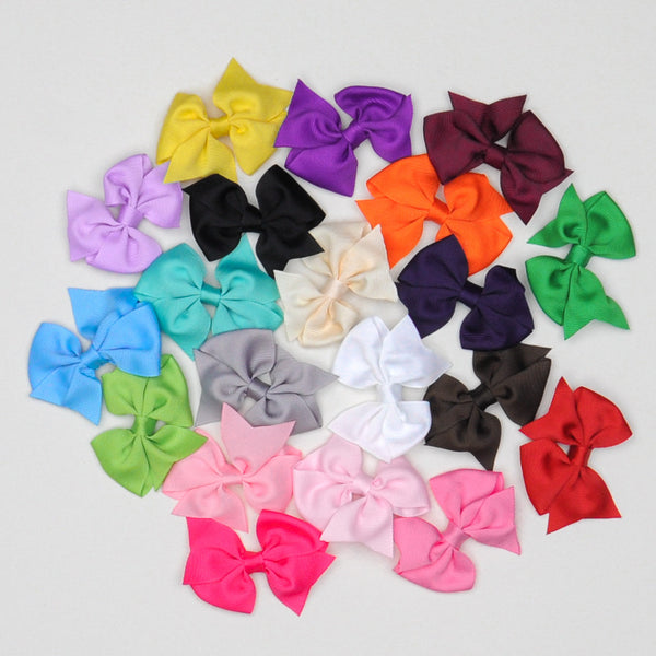 Boutique Bow Hair Clips