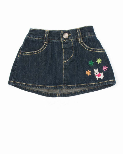 3-6 Months Girls Skirt