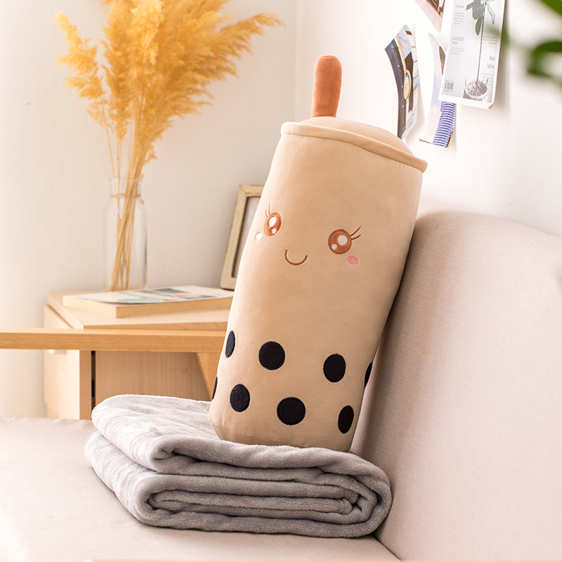Boba Buddy Zip Thru Blankie Plush - 48cm