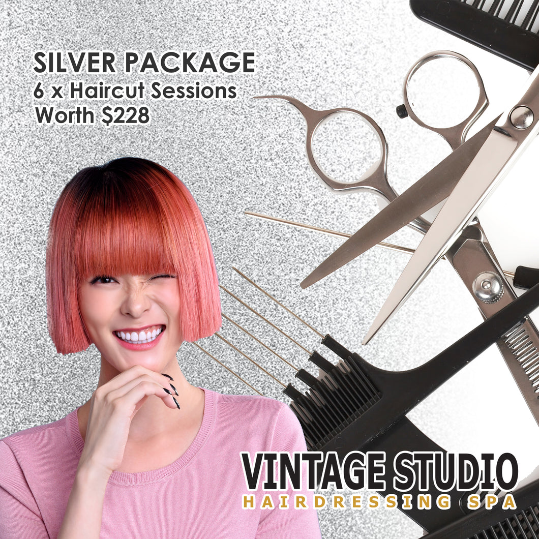 Haircut Silver Package