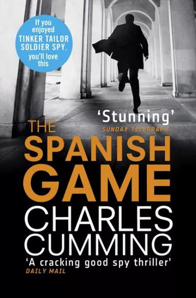 The Spanish Game,Fiction,Books