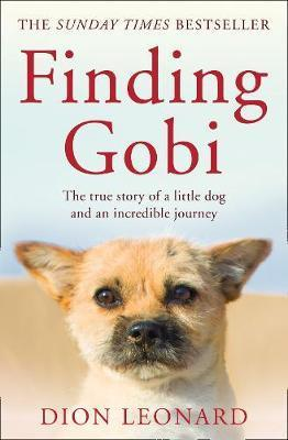Finding Gobi: The True Story of a Little Dog and an Incredible Journey ,Non Fiction,Books