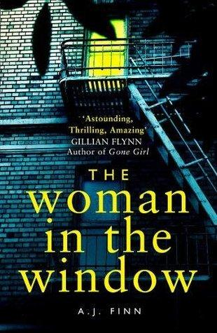 The Woman In The Window,Fiction,Books