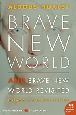 Brave New World And Brave New World Revisited,Fiction,Books