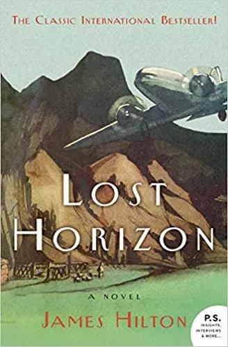 Lost Horizon,Fiction,Books